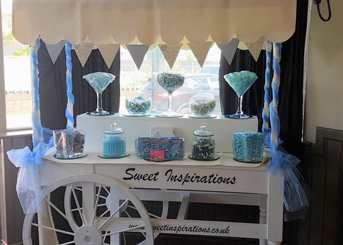 Candy Cart from Sweet Inspirations in Oldham
