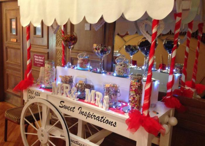Sweet Cart from Sweet Inspirations in Oldham