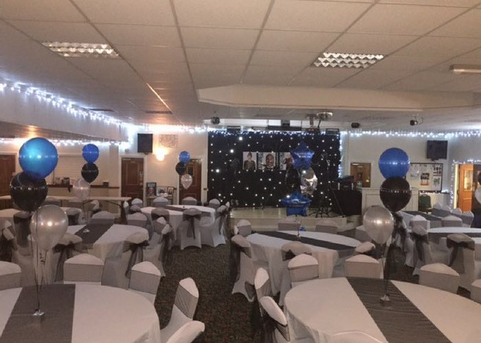 Wedding & party room hire in Oldham