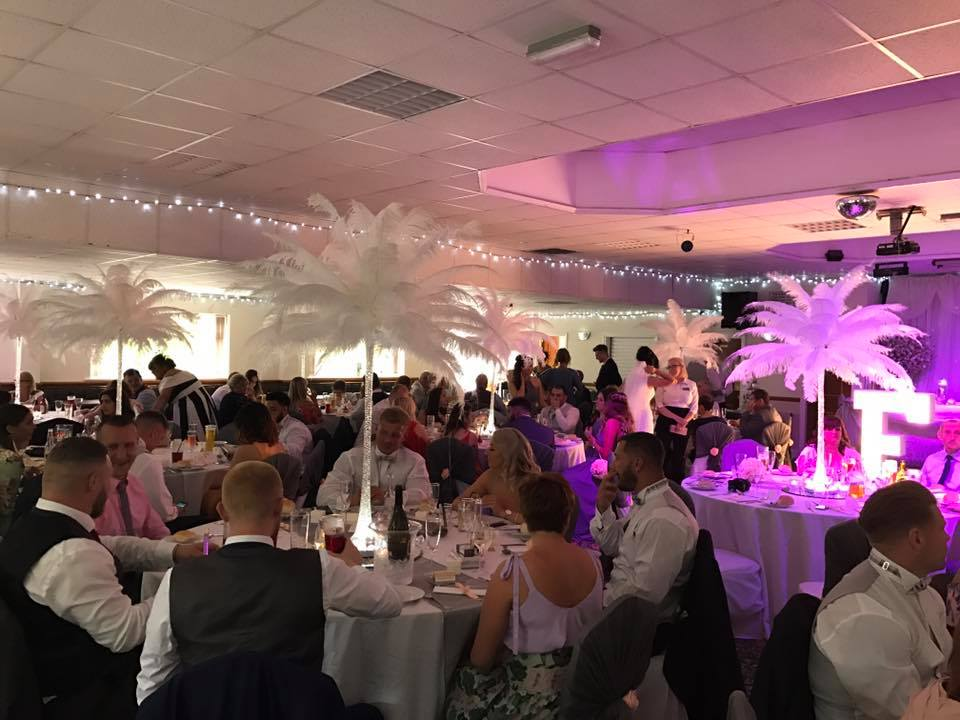 Wedding & Function room hire in Oldham
