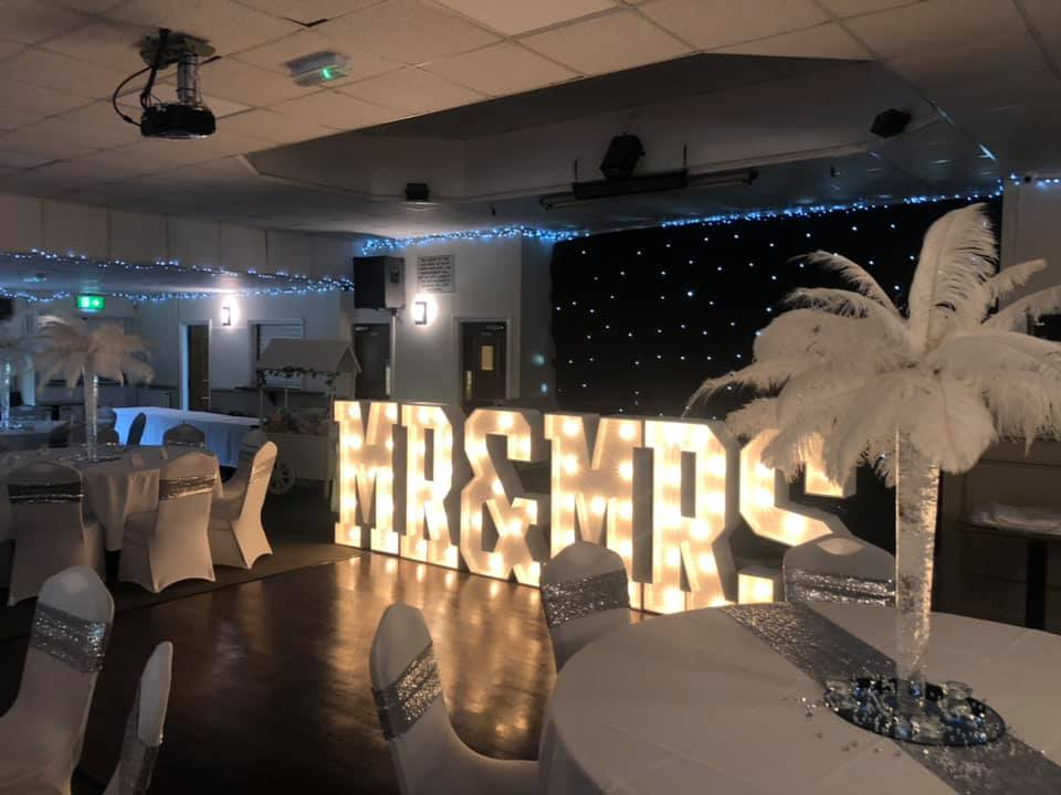 Room Dressing & Decoration in Oldham | Candy Cart / Ferris Wheel Hire
